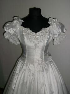 ***Brautkleid***Hochzeitskleid*** Gr. 36*** Lohrengel** Sissi***so schön***