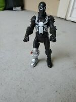 "Marvel Ultimate Spider-Man - AGENT VENOM - Web-Warriors 6"" Action Figure 2014"