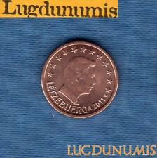 Luxembourg 2011 1 centime SUP SPL provenant de rouleau - Luxembourg