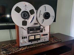 Pioneer RT1020L Stereo Reel to Reel Tape Deck