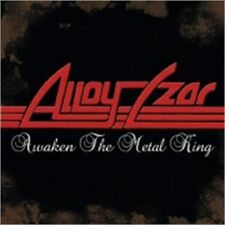 ALLOY CZAR - Awaken The Metal King (NEW*US METAL*BOB PARDUBA*JAG PANZER*VOCALS)