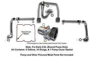03 - 04 Powerstroke Diesel HPOP High Pressure Oil Branch Tube Seal Kit Oring