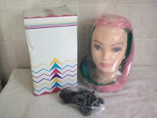 """Si Fi 28"""" Mannequin Head Professional Styling Head With Clamp Stand"""