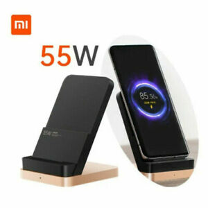 New Xiaomi Stand Wireless Charger 55W Ver Quiet Wind Cooling 6-Layer Safe 55W