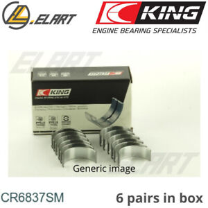 ConRod BigEnd Bearings STD for HONDA,LEGEND IV,ACCORD VI,ACCORD VII,LAGREAT
