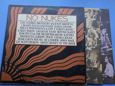 NO NUKES - FROM THE MUSE CONCERTS FOR A NON-NUCLEAR FUTURE - MADISON SQUARE