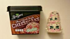 Shopkins Real Littles Frozen Season 13: NY Cheesecake Breyers + mini pack, new!