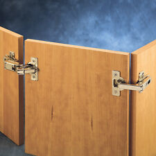 Salice® Frameless Pie-Corner Cabinet Hinge Kit