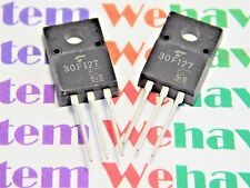 GT30F127 / 30F127 / DISCRETE IGBT / TO220FI / 2 PIECES  (qzty)