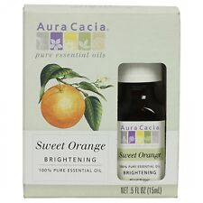 Featured essential Oil for October 2017 - Sweet Orange