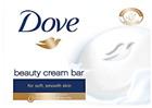 Dove Beauty Cream Bar 100g (12 Bars in Total), Ideal for Sensitive & Dry Skin