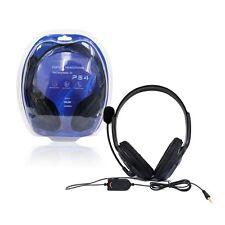 Nuevo con cable Auriculares de juego micrófono para SONY PS4 PlayStation 4