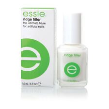 "ESSIE ""Ridge Filler"" The ULTIMATE BASE FOR ARTIFICIAL NAILS - 15ml - Made in USA"