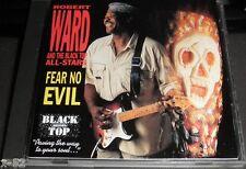 ROBERT WARD guitarist RARE CD FEAR NO EVIL ohio untouchables players BLACK TOP