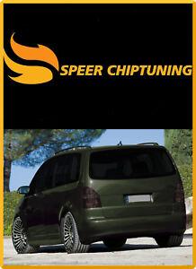 Echtes Chiptuning für VW Touran 1.9 & 2.0 TDI - OBD-Kennfeldoptimierung 1T1 1T2