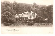 Brantwood House. Where John Ruskin lived at the age of 52 years From 1871 Poet.