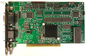 MuTech Corp IV-410 REV # C Frame grabber MUTECH IV410-8MB REV C2