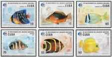 Timbres Poissons 3431/6 ** lot 26944