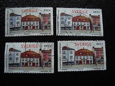 SUEDE - timbre yvert et tellier n° 2022 x4 obl (A29) stamp sweden (R)