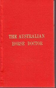 The Australian Horse Doctor O'Dea Murray Bridge 1920s history veterinary