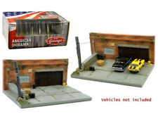 American Diorama 1:64 My Old Garage Diorama Model AD-38430 MiJo Exclusives