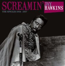 Screamin' Jay Hawkins - The Singles 1954-57 NEW SEALED import 180g LP