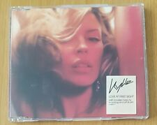 Kylie Minogue - Love at First Sight - CD2 - 2002 - EMI - RARE & DELETED