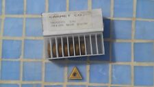 Carmet Co TNMG-431E-9721 Carbide Inserts (8)