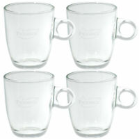 Pickwick Tee Glas Teetasse Tasse Tee Glas big 250 ml 2er Pack