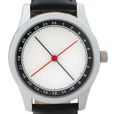 24 hour watch with extra long hands, Swiss quartz movt, Numbered Limited Edition