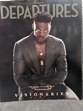 Departures Magazine - The Visionaries Issue (September 2020)