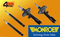 MONROE 4x SET Front Rear Shock Absorbers DAMPERS HYUNDAI SANTA FE  CM 2006-2012