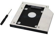 2nd Disque Dur HD SSD Boîte Adaptateur pour HP EliteBook 2530P 2540p 2560p 2740p
