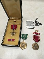 WW2 Named Medal Group