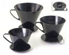 (EV) KAFFEEFILTER AUFSATZ Kaffeehalter KAFFEEBEREITER Kaffee-Filtertütenhalter