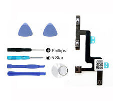 """Volume button Vibrate On Off Switch flex cable iphone 6 4.7"""" Replacement Tools"""