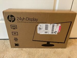 HP 24yh Display | 23.8"