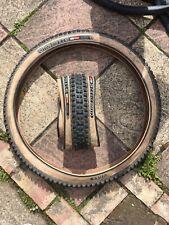 Onza Citius 27.5 X 2.4 Tan Wall Tyres Pair
