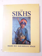 The Sikhs Raghu Rai Khushwant Singh 1984