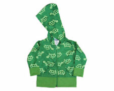 Oshkosh B'gosh Turtle Print Baby/Toddler Boy Zip-Up Hoodie Jacket 12m (9-12 mos)
