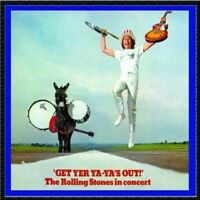 Rolling Stones - Get Yer Yaya's Out NEW CD