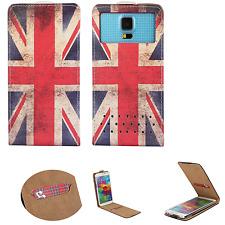 ZUK Z1 5,5 Zoll Android - Handy Tasche Schutz Case Cover - Flip UK L