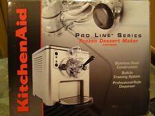 KitchenAid KPFD200SS Pro Line Frozen Dessert Maker Dispense Service O-Rings