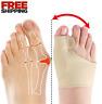 Toe Corrector Hallux Valgus Big Bunion Splint Straightener Foot Relief Pain Nigh