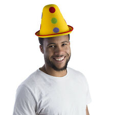 Adult Polka Dotted Cone Hat
