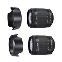 EW-54 Dedicated Reversible Lens Hood for the Canon EF-M 18-55mm f/3.5-5.6 IS STM