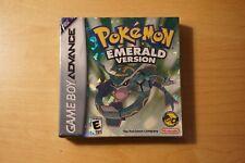 Pokemon Emerald Version SEALED authentic