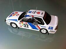 Decal 1 43 MITSUBISSHI GALANT N°32 Rally WRC monte carlo 1990 montecarlo