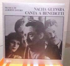 NACHA GUEVARA CANTA A BENEDETTI MUSICA DE ALBERTO FAVERO MEXICAN LATIN  POP