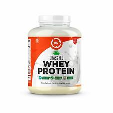 Grass Fed Whey Protein - 100% Pure, Natural and Raw ? 24g High Protein - 5lb